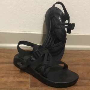 Chaco ZX/2 Black Sandals